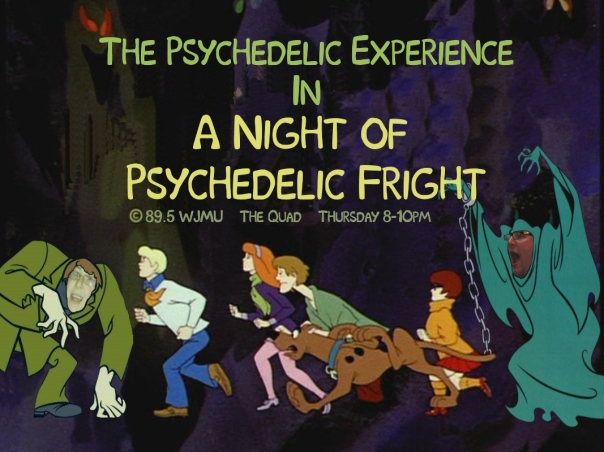 Psych Experience Halloween