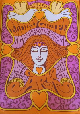 Concert Posters | The Psychedelic Experience on 89 5 WJMU