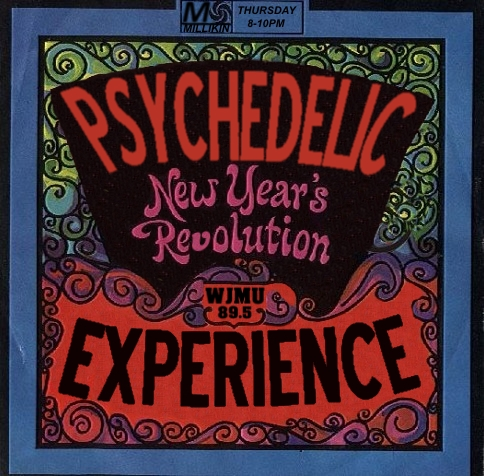 The Psychedelic Experience – January 5, 2016 – New Year's