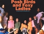 The Psychedelic Experience – March 16, 2017 – Posh Birds and FoxyLadies