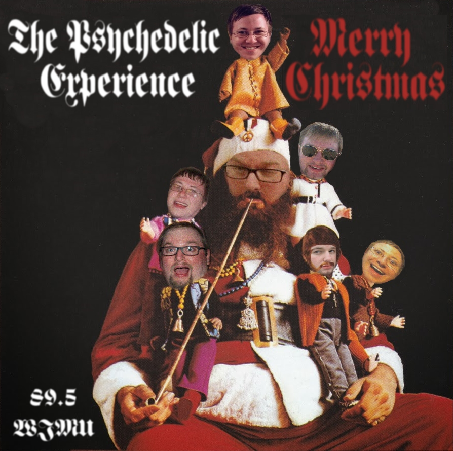 Christmas Music | The Psychedelic Experience on 89.5 WJMU